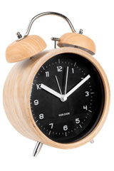Karlsson Alarm Clocks-KA5710BK