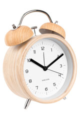 Karlsson Alarm Clocks-KA5710WH