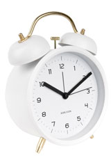 Karlsson Alarm Clocks-KA5711WH