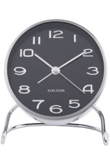 Karlsson Alarm Clocks-KA5763BK