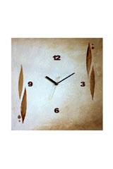 Canvas and Motif Wall Clocks