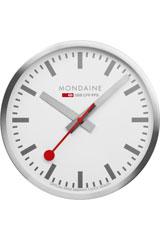 Mondaine Wanduhren-A990.CLOCK.18SBV