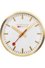 Horloges Murales Mondaine-A995.CLOCK.17SBG