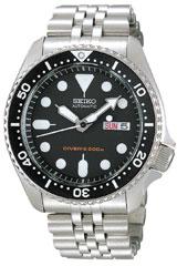 Seiko Uhren-SKX007K2