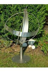 Sunshine Garden-Globus Sonnenuhr