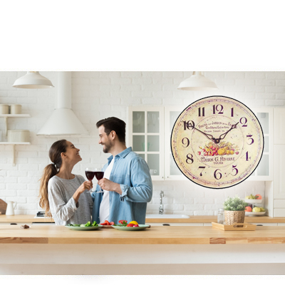 Kitchen Clocksfrom modern to classic