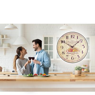 Relojes de cocinafuncionales para todas las cocinas