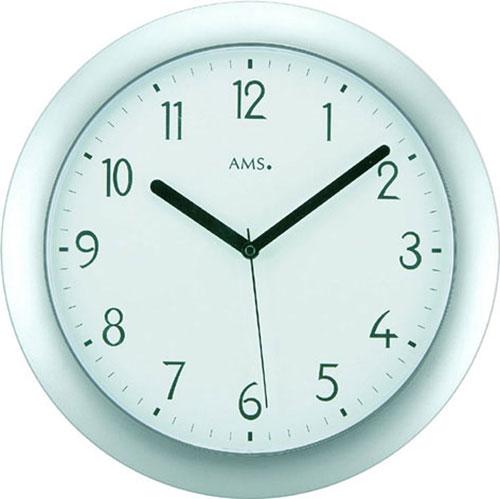Ams 5843 horloge mural sur for Horloges digitales murales