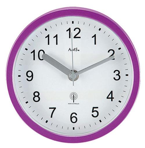Ams 5924 horloge mural sur for Horloges digitales murales