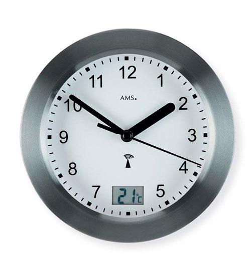 Ams 5925 horloge mural sur for Horloges digitales murales