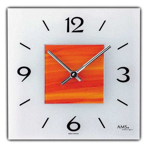 ams 9260 orologio da parete da. Black Bedroom Furniture Sets. Home Design Ideas