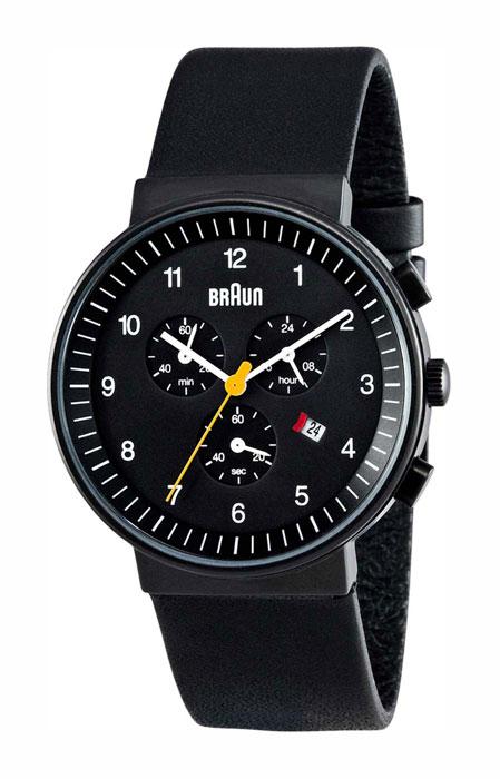 Braun 665058 Bn0035bkbkg Men S Watch
