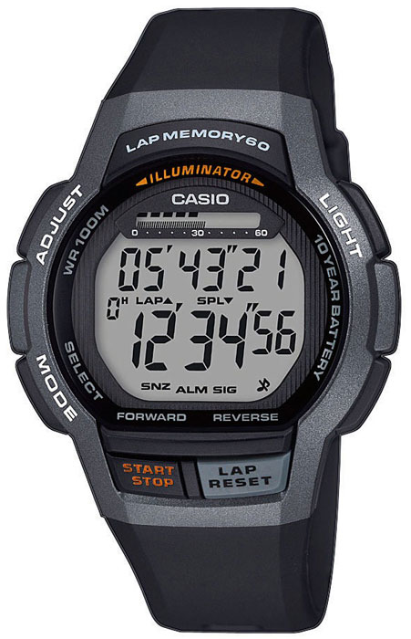 Casio Ws 1000h 1avef Men S Watch On Timeshop4you Co Uk