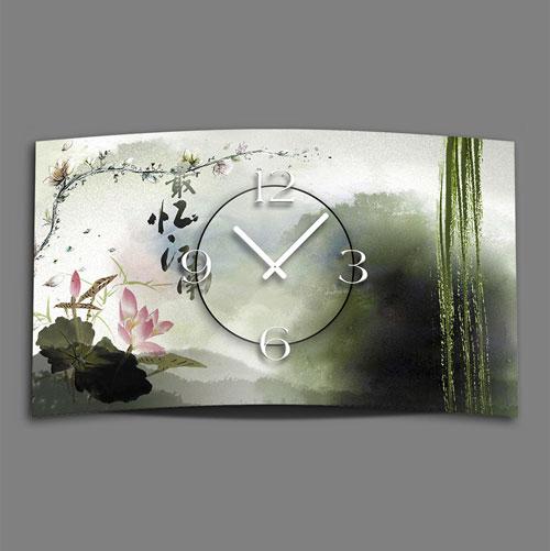 dixtime 3d 0090 designer wanduhr wanduhr. Black Bedroom Furniture Sets. Home Design Ideas