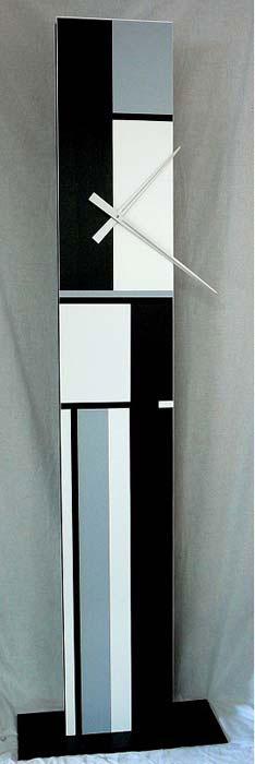 ferdisign 2439 standuhr bei. Black Bedroom Furniture Sets. Home Design Ideas