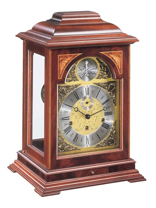 Hermle 22848 070352 Table Clock On Timeshop4you Co Uk