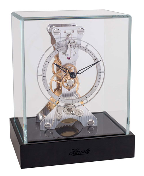Hermle 23051 747762 Table Clock On Timeshop4you Co Uk