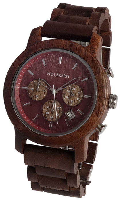 Holzkern Wildrebe Men S Watch On Timeshop4you Co Uk