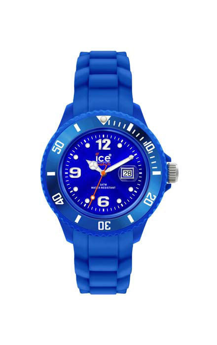 Ice Watch 000125 Blue Small Sili Forever