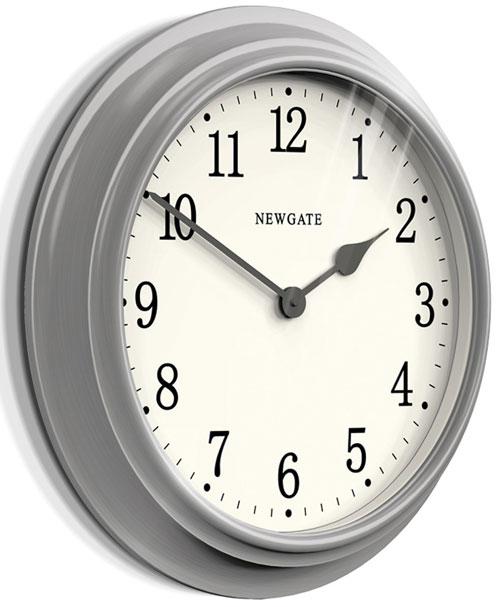 Newgate nant155bss horloge mural sur for Horloges digitales murales