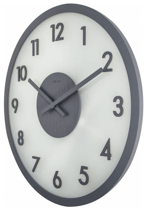 Nextime 3205gs horloge mural sur for Horloges digitales murales