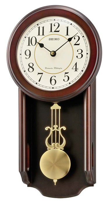 Seiko Qxh063b Wall Clock On Timeshop4you Co Uk