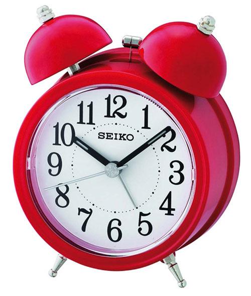 Seiko Alarm Clocks Qhk035r Alarm Clocks