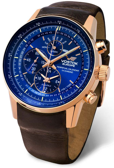 Vostok Europe Ym86 565b289 Men S Watch