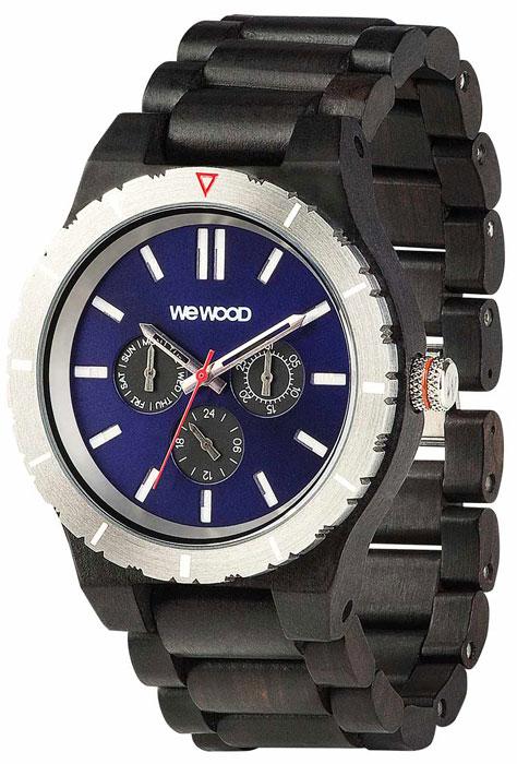0ca45b697e5a Wewood holz armbanduhr kappa black blue jpg 474x700 Uhren the 5800