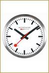 Mondaine Wanduhren-A995.CLOCK.16SBB