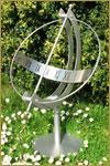 Sunshine Garden-MILLENIUM 1-MS Sonnenuhr